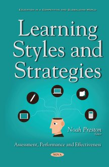 Learning Styles 978-1-63485-655-3 HC