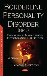 Borderline Personality Disorder 978-1-53610-290-1