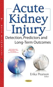 Acute Kidney Injury 978-1-53610-379-3