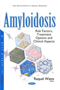 Amyloidosis 978-1-63485-884-7